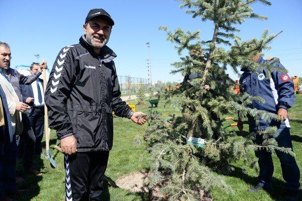 Torku Konyaspor fidan dikti