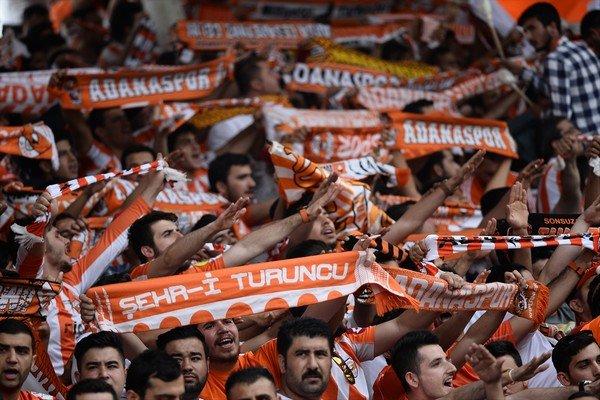 Adanaspor'da Süper Lig sevinci