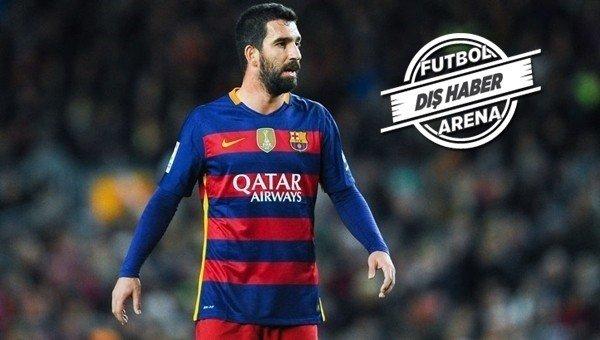 Barcelona'ya Arda Turan için dev teklif