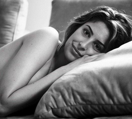İtalyan hocanın seksi kızı