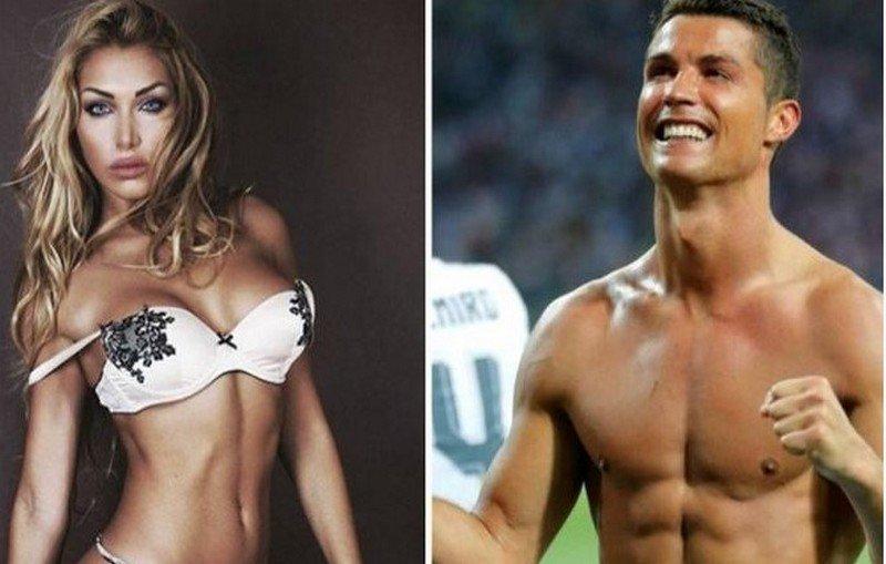 Elisa Panicis'ten Cristiano Ronaldo itirafı