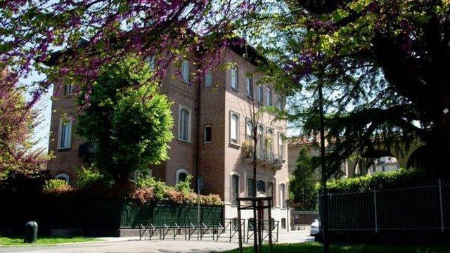 İşte Gonzalo Higuain'in yaşayacağı saray