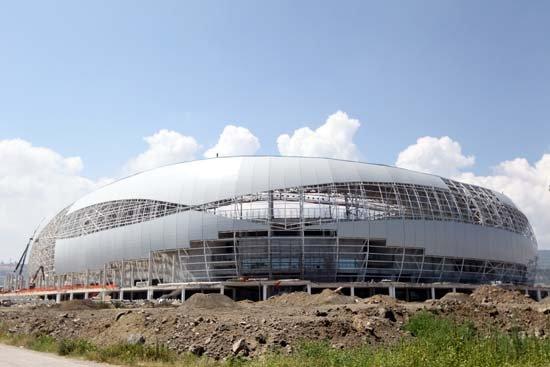 İşte Yeni Samsun 19 mayıs Stadı