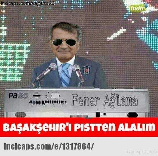 İşte Beşiktaş - Konyaspor maçının capsleri