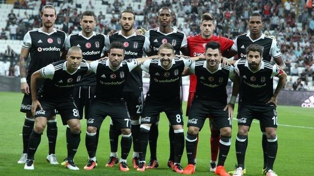 Beşiktaşlı oyuncuların piyasa değerleri