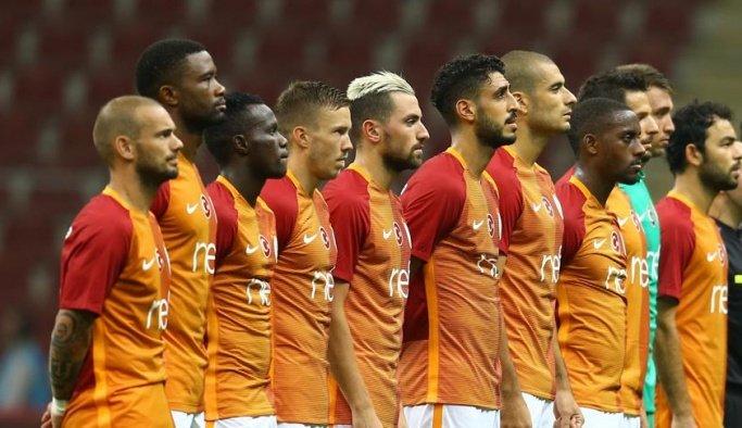 Galatasaraylı oyuncuların piyasa değerleri