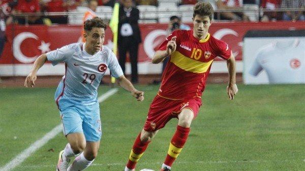 UEFA'nın açıkladığı 40 genç yetenek