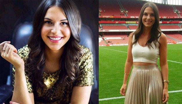 Nicole Holliday: Arsenal şampiyon olursa bikini ile programa çıkacağım