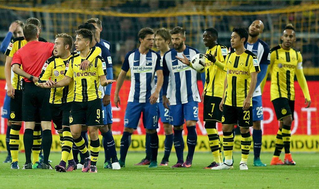 Borussia Dortmund'un genç yetenekleri!