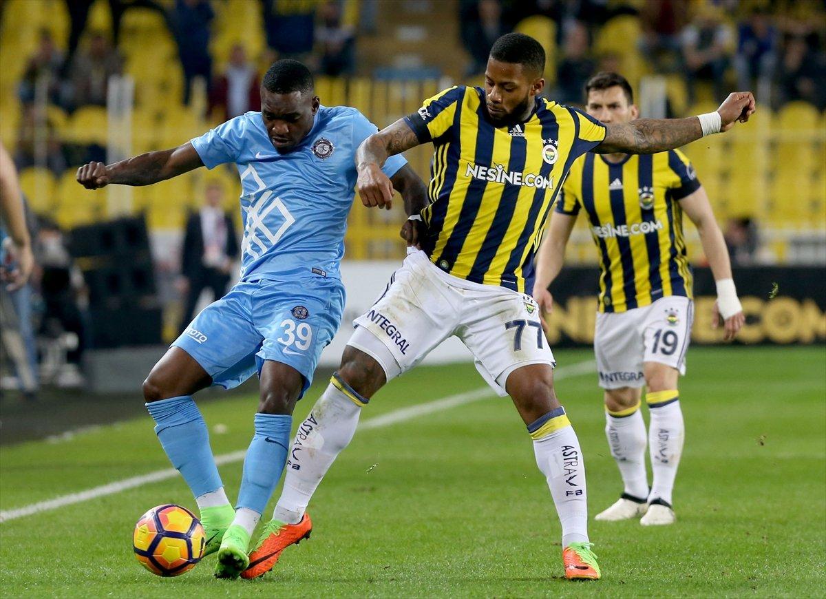 Fenerbahçe 1-0 Osmanlıspor