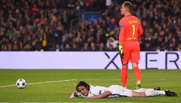PSG'li futbolcular maçtan önce eğlendiler