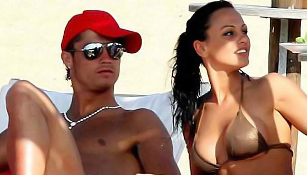Ronaldo'nun eski sevgilileri