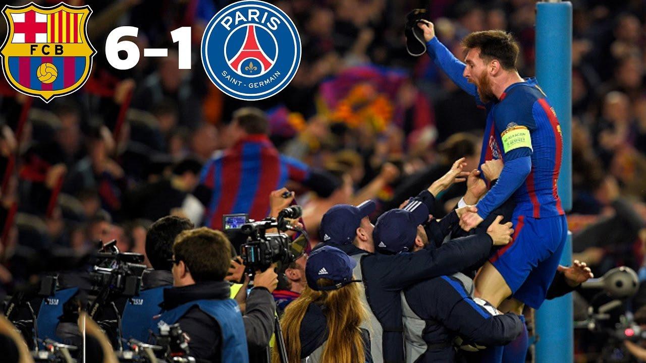 Barcelona'nın tarihi zaferi için ne dediler?