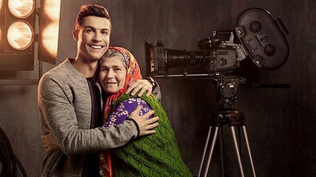 Ümmiye Koçak: Ronaldo bana 'mommy' dedi