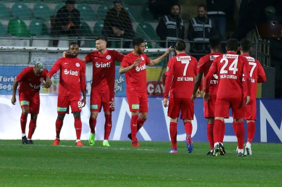 Antalyaspor'dan transferde büyük bomba