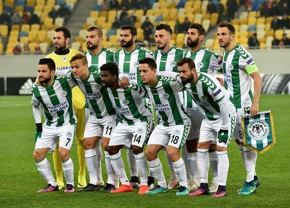 Atiker Konyaspor'un transfer raporu