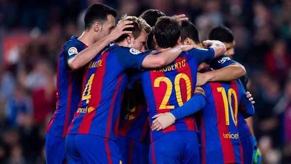 Barcelona'ya Türk sponsor!