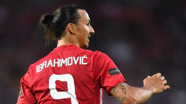 Zlatan Ibrahimovic'in kendisini benzettiği karakter