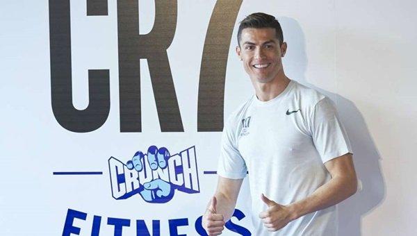 Cristiano Ronaldo'nun markaları