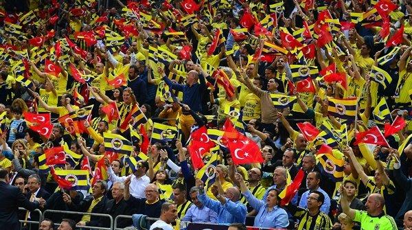 Fenerbahçe'nin zafer gecesi - Final Four coşkusu