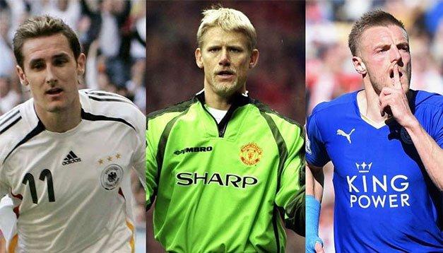 Futbolcuların eski meslekleri