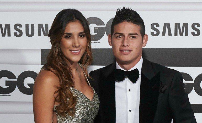James Rodriguez'in karısı Daniela Ospina'dan olay pozlar