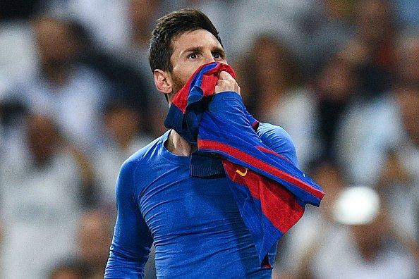 Lionel Messi capsleri