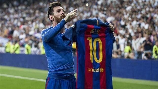 Messi'nin gol sevincinin sırrı çözüldü