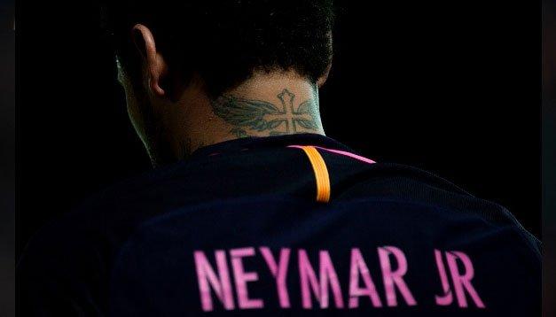 Neymar 100'ler kulübünde