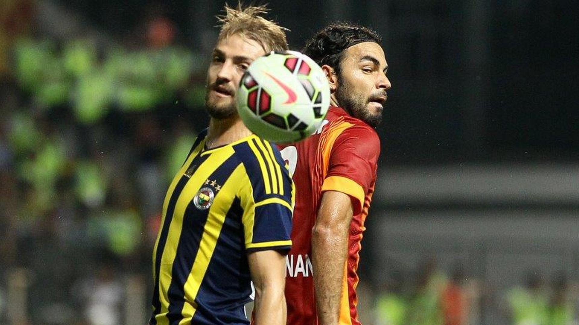 Önce Fenerbahçe sonra Galatasaray'da oynayan oyuncular