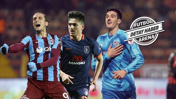 Süper Lig'in genç yıldızları dikkat çekiyor!