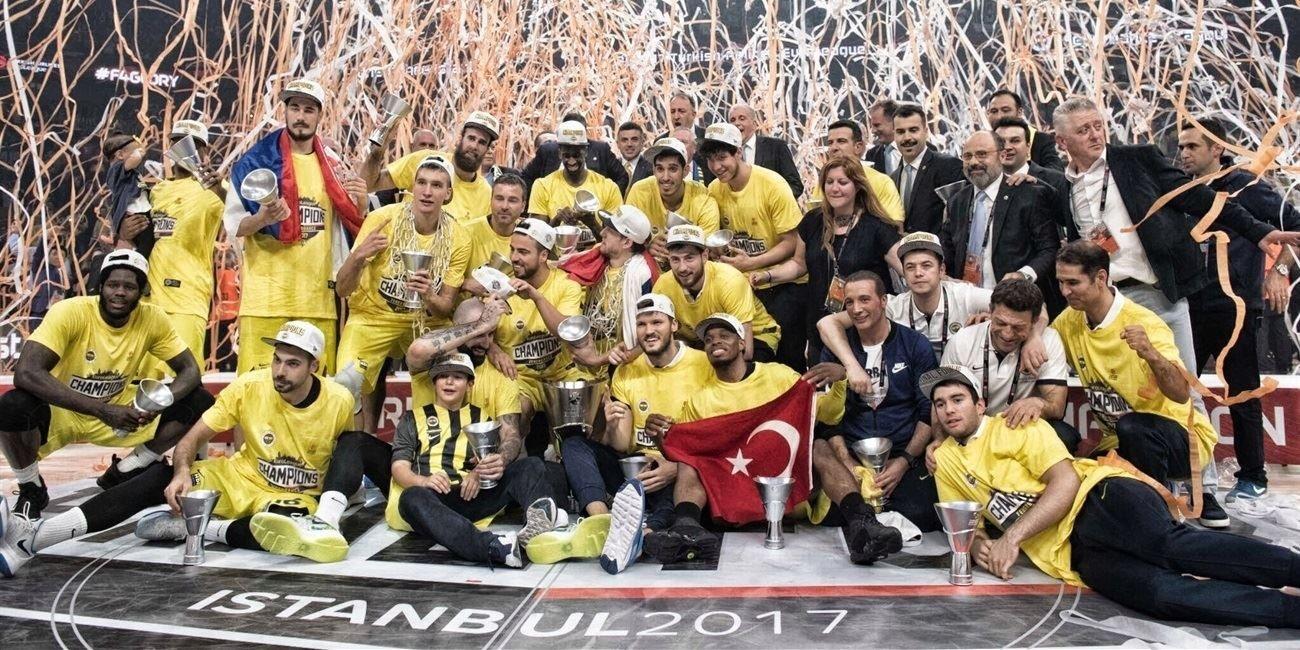 1998'den bu yana Final-Four şampiyonları