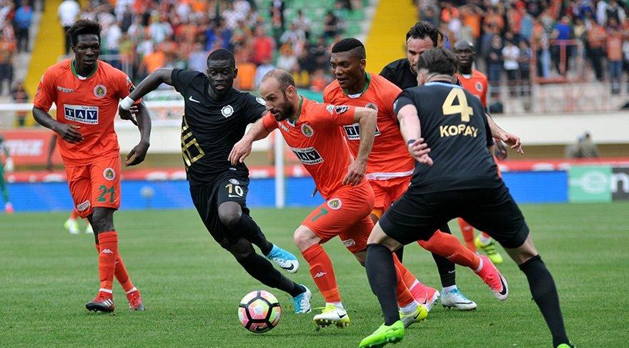 Alanyaspor'dan Valencia'ya transfer
