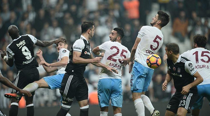 Trabzonspor, Beşiktaşlı 2 oyuncuya talip