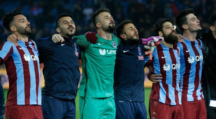 Trabzonspor'a Çerkez asıllı İsrailli futbolcu