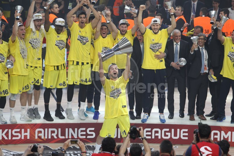 Euroleague Final-Four nefes kesti