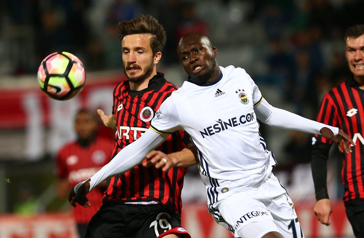 Fenerbahçe'de Moussa Sow'dan transfer açıklaması