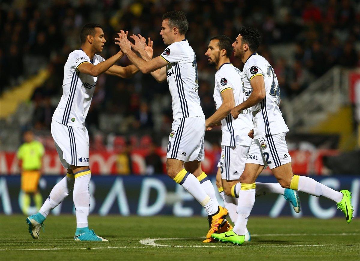 Fenerbahçeli Josef de Souza'dan maç sonu itiraf