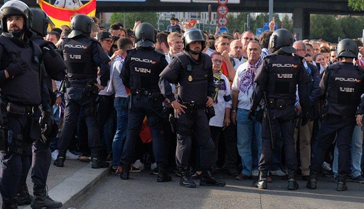Madrid derbisi öncesi olaylar çıktı!