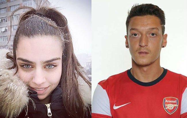 Mesut Özil'den Amine Gülşe'ye 200 bin TL'lik hediye