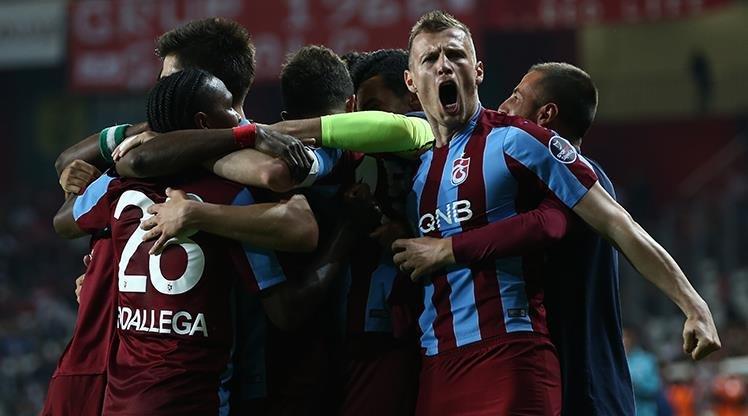 Trabzonspor ile Başakşehir arasında müthiş takas