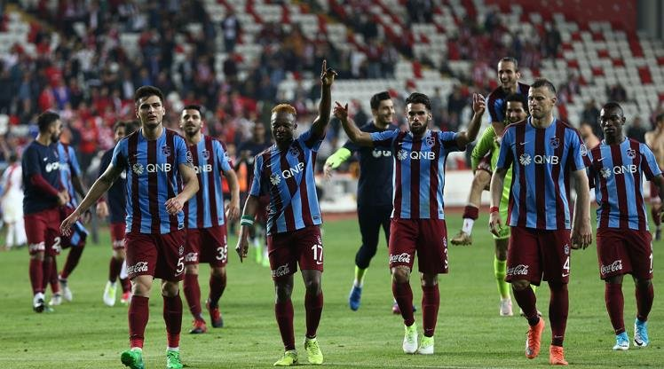 Trabzonspor'a 20 yaşındaki kanat oyuncusu