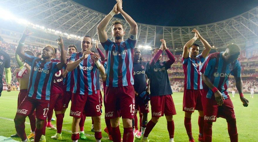 Trabzonspor'dan Başakşehir veya Kasımpaşa'ya