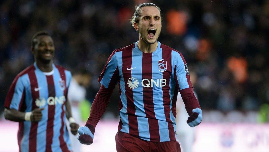 Trabzonspor'dan son dakika Yusuf Yazıcı kararı