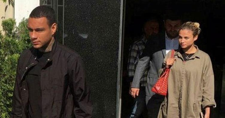 Van der Wiel'in avukatları davadan çekildi