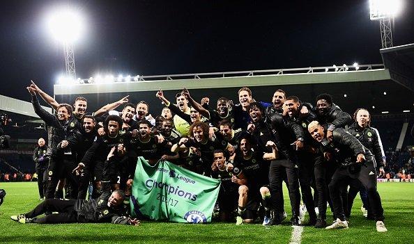 Ve Chelsea şampiyon!