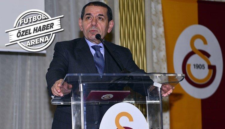 Dursun Özbek Teknik Direktör kararını verdi!