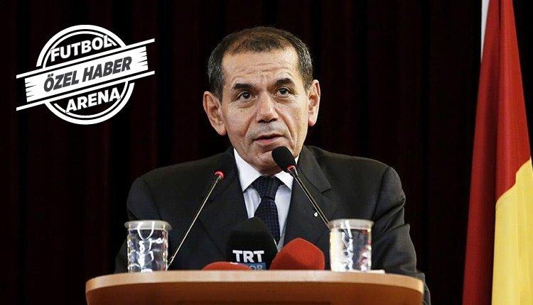Dursun Özbek'in transfer seferinde son durum!