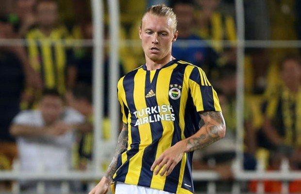 Fenerbahçe'de son dakika Simon Kjaer gelişmesi