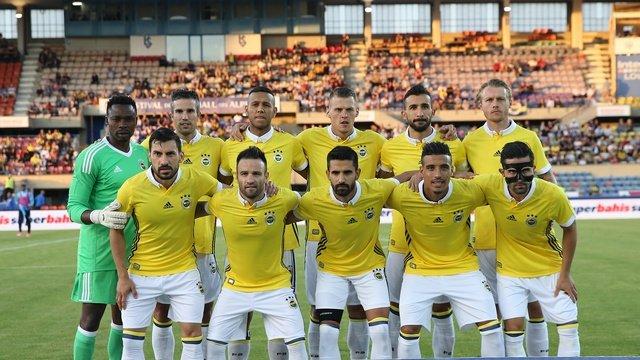 Flaş! Fenerbahçe'nin Avrupa Ligi kadrosu açıklandı